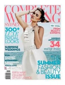 Complete Wedding cover - Sarah Cummings