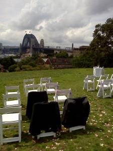 Sydney wedding - Sarah Cummings